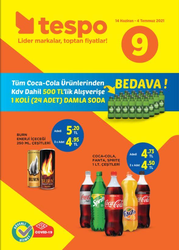 Tespo Market İndirim Kataloğu (14 Haziran-4 Temmuz)