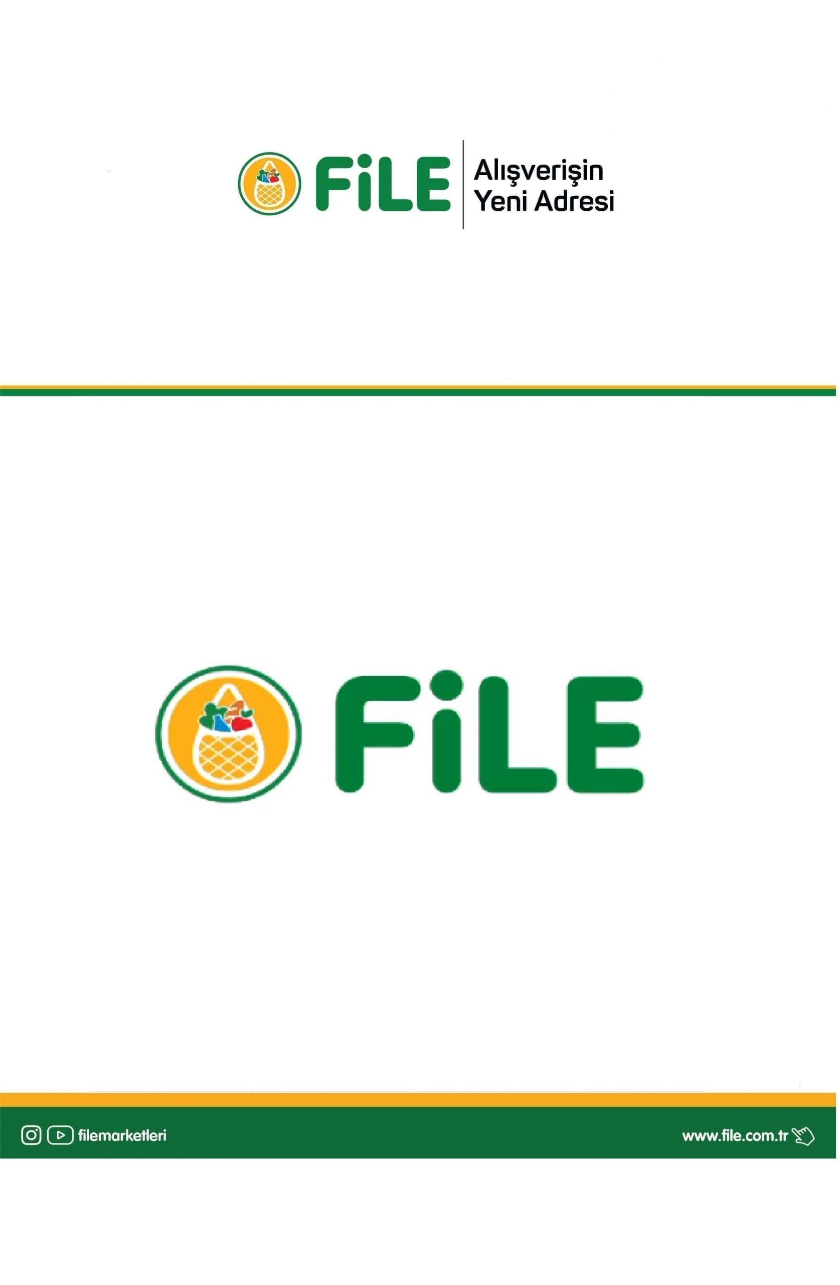 File Market İndirim Kataloğu Ağustos 2021